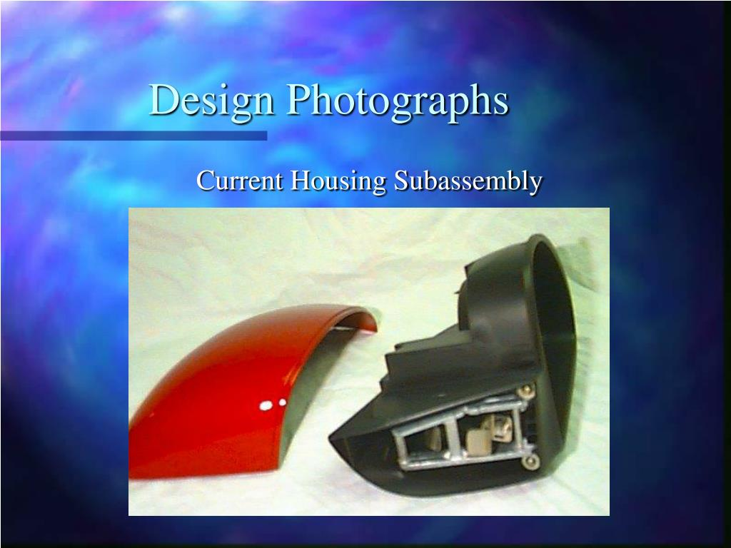 Design Photographs