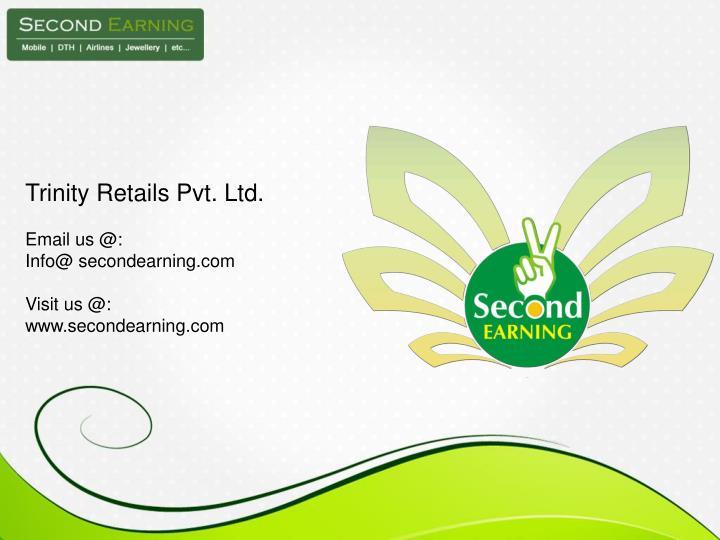 Trinity Retails Pvt. Ltd.