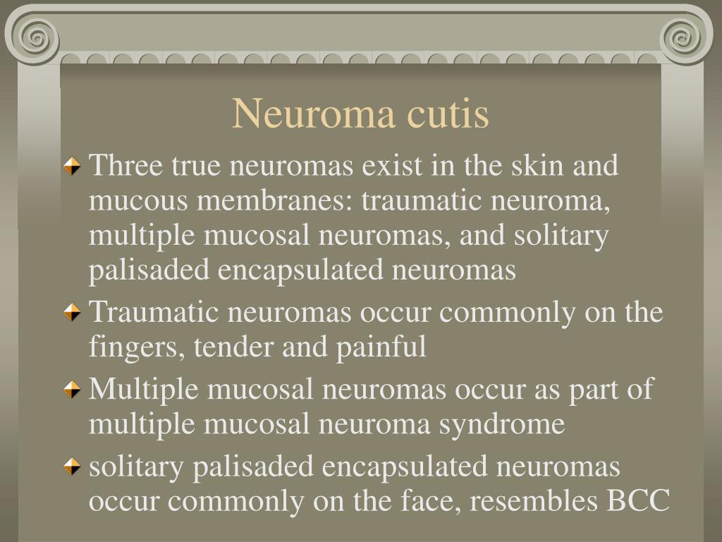 Neuroma cutis