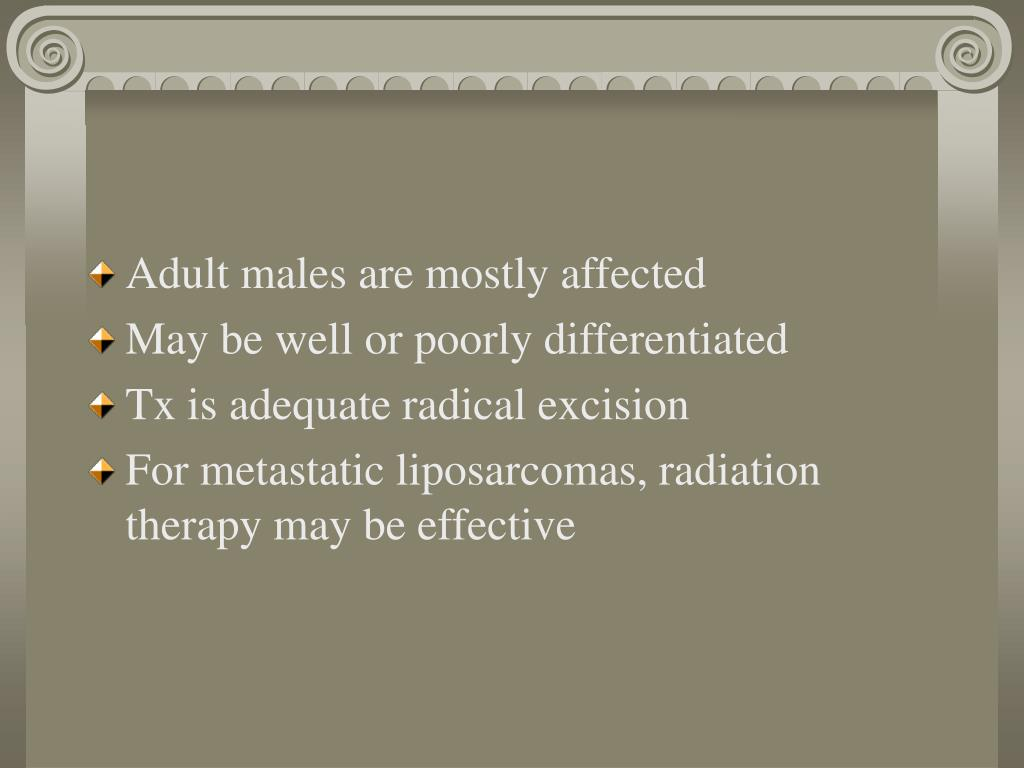Adult males are mostly affected