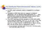 4 6 distributed multi dimensional indices cont57