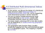 4 6 distributed multi dimensional indices