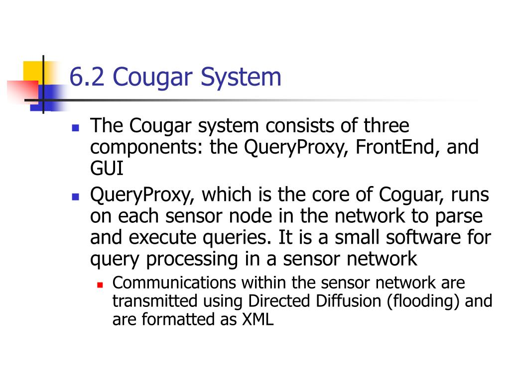6.2 Cougar System