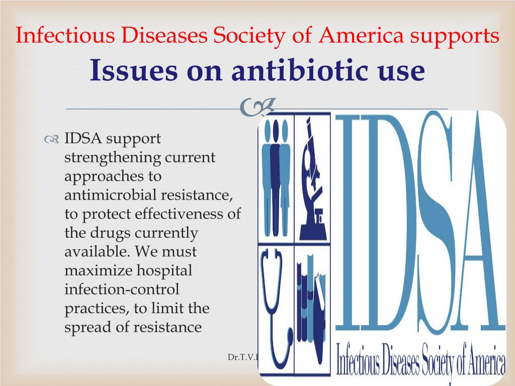 Infectious Diseases Society of