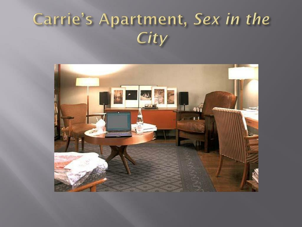 Carrie's Apartment,