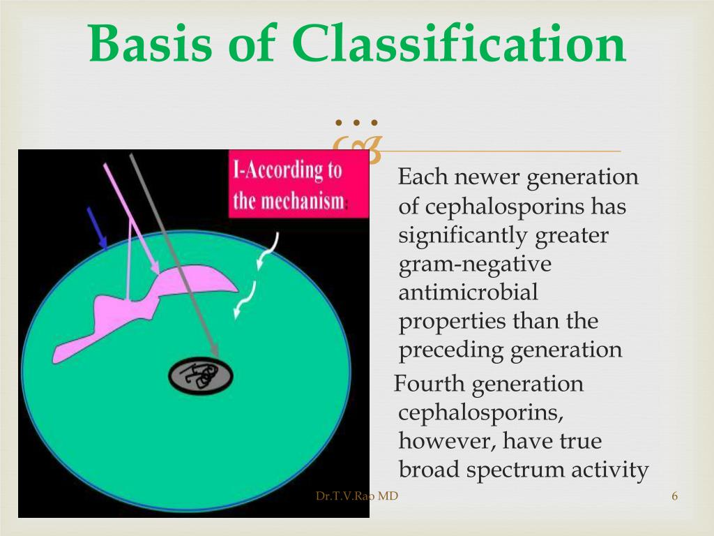 Basis of Classification