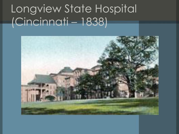 Longview State Hospital