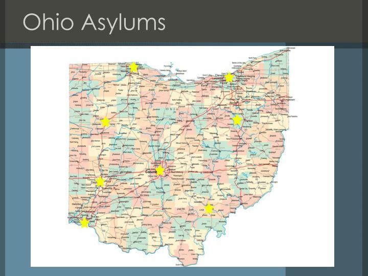 Ohio Asylums