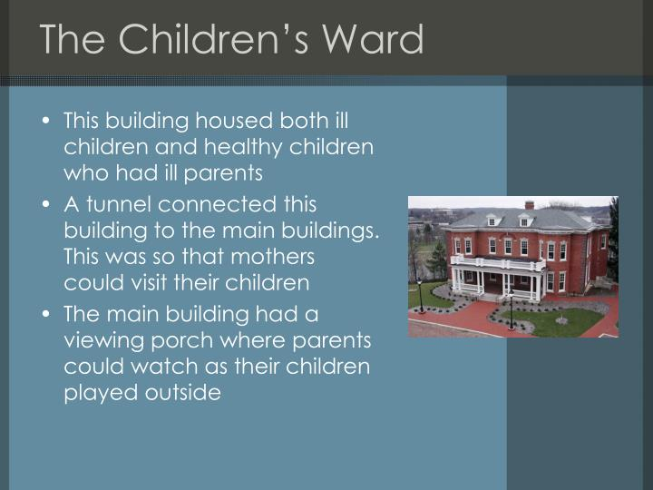 The Children's Ward