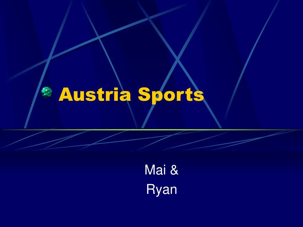 austria sports