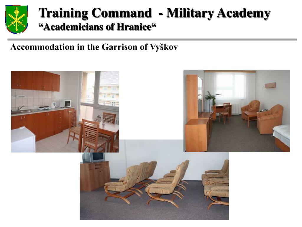 Training Command  - Military Academy