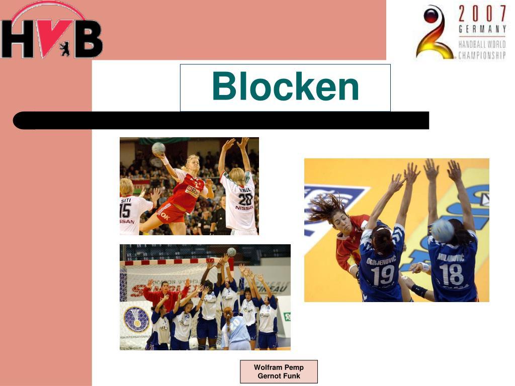 Blocken