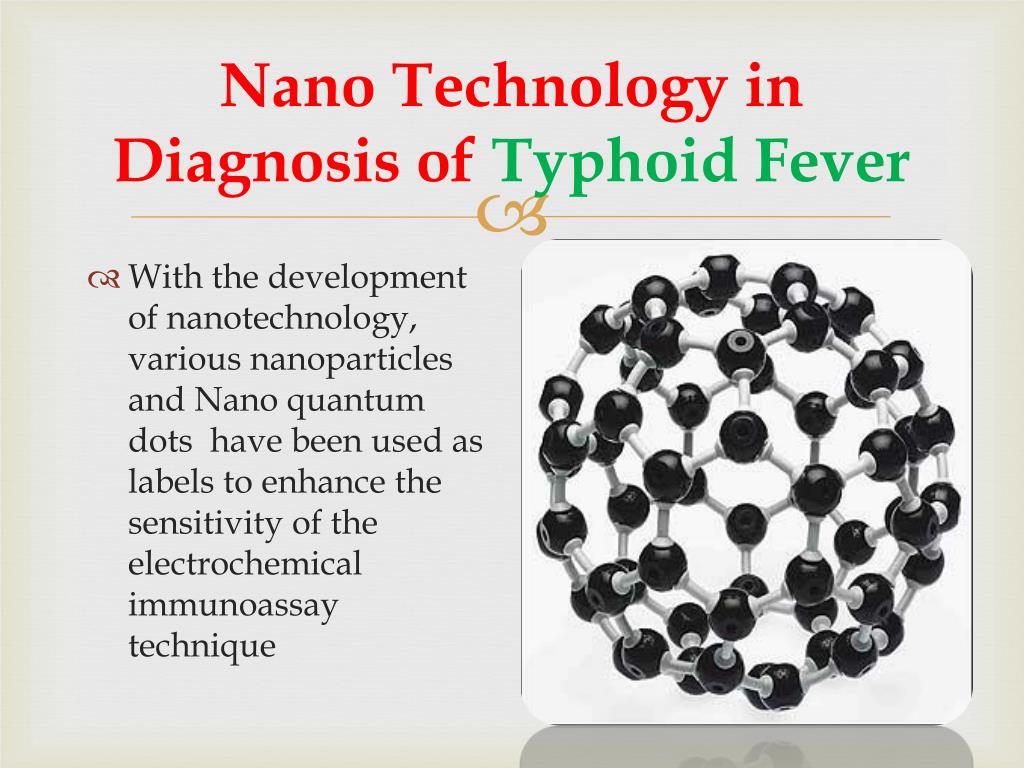 Nano Technology in Diagnosis of