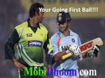 your going first ball