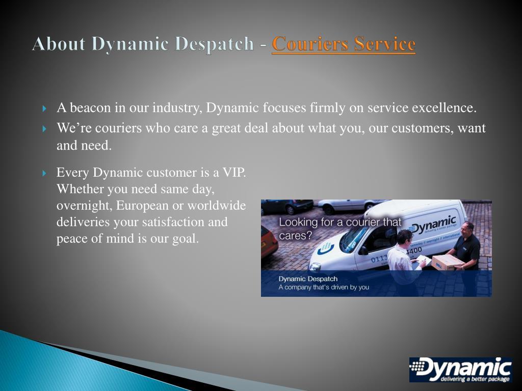 About Dynamic