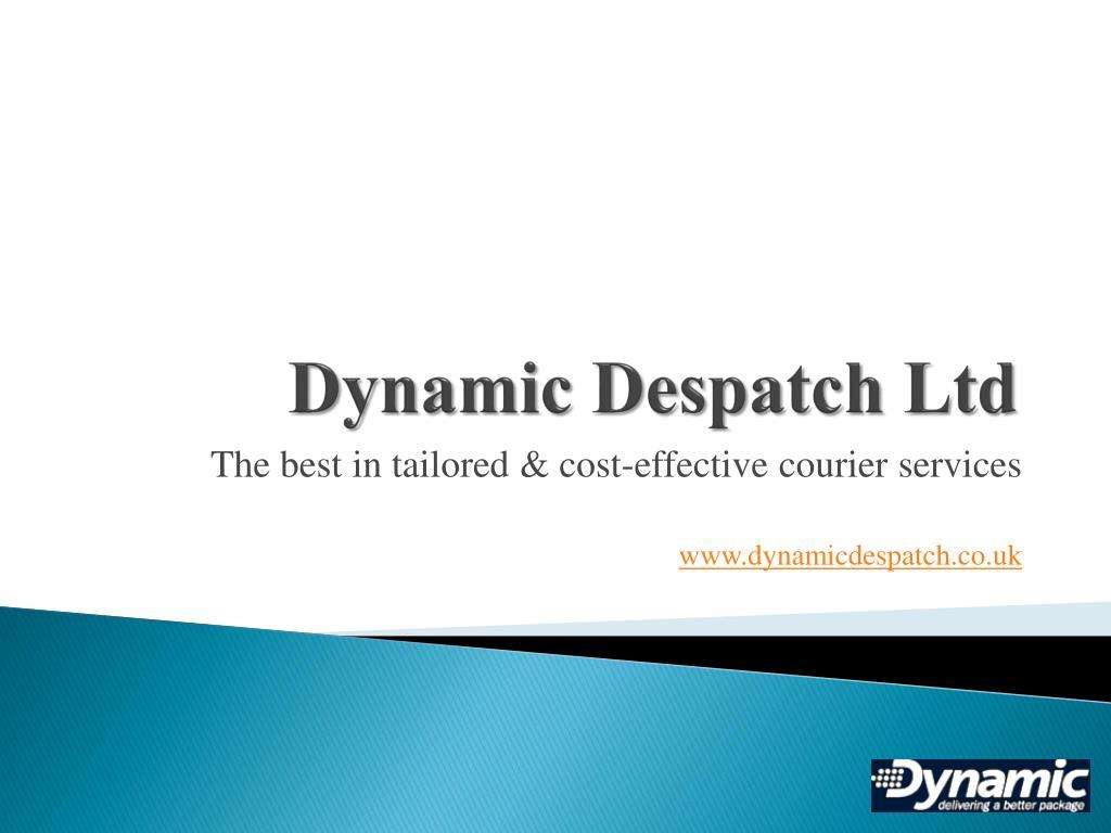 dynamic despatch ltd