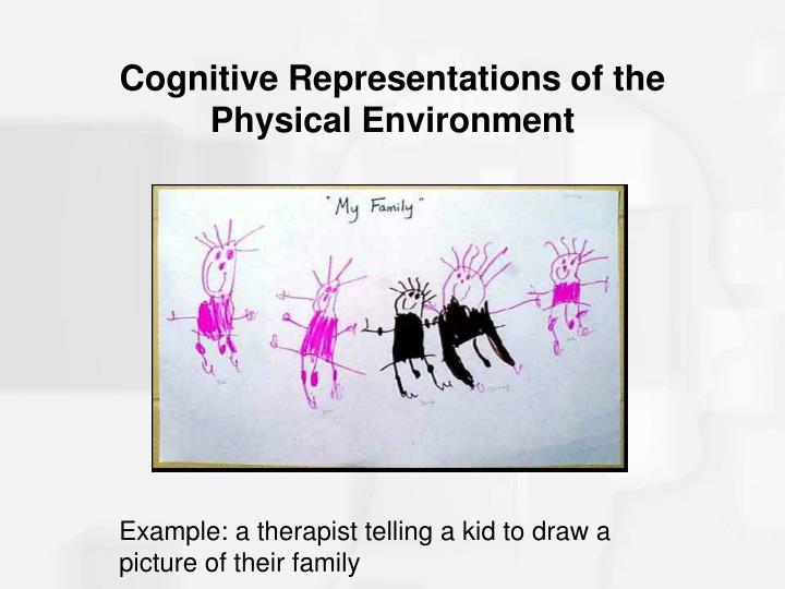 Cognitive Representations of the Physical Environment