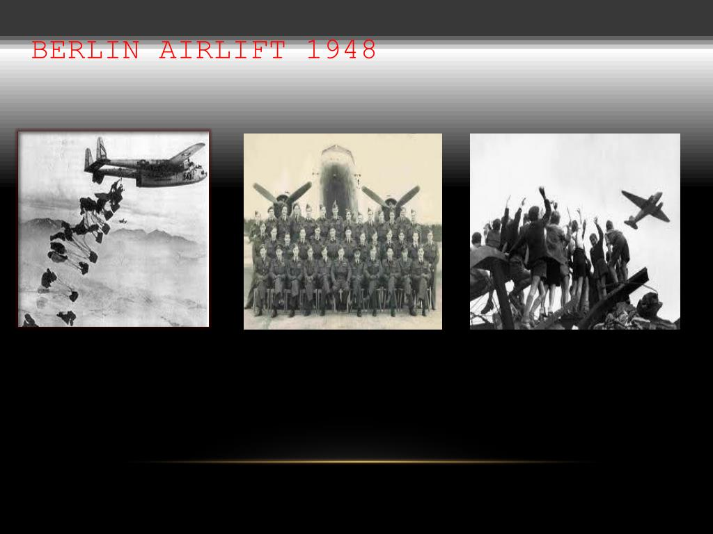 essay on berlin airlift I'm writing an essay for the berlin airlift and i have no idea where to start on my thesis statement i could really use some help formulating a statement that i can build off of.