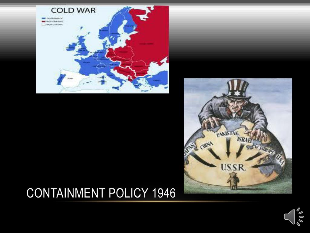cold war containment essay George kennan, the cold war, and containment are three nouns that will be   around kennan's containment essay (although his cover was soon blown.