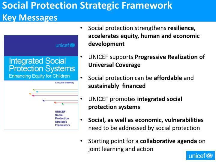 Social Protection Strategic Framework