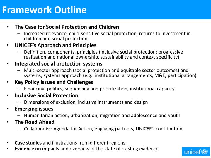 Framework Outline