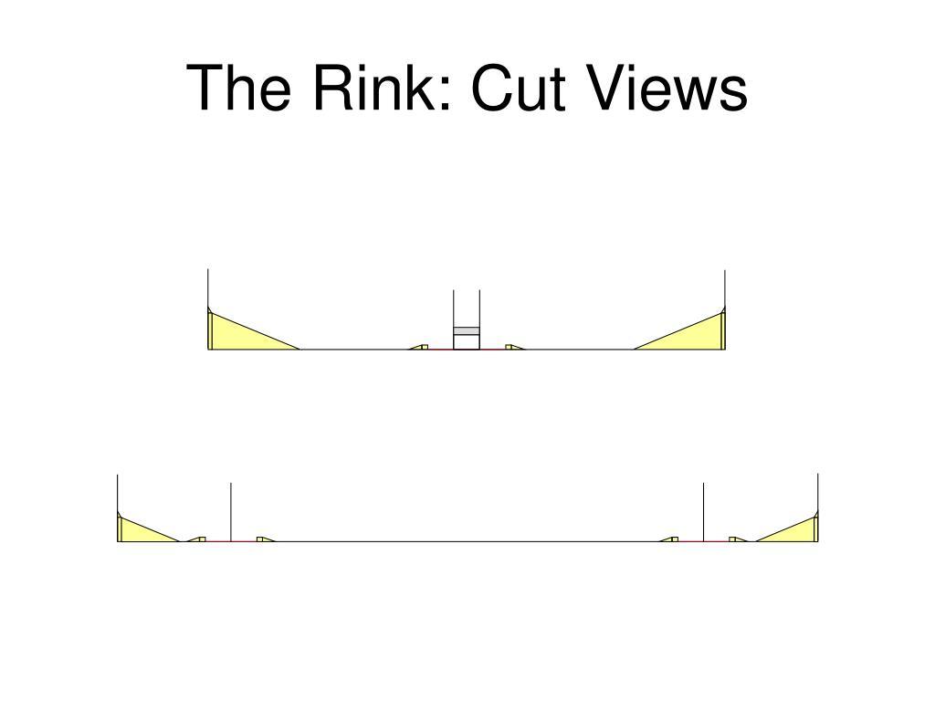 The Rink: Cut Views