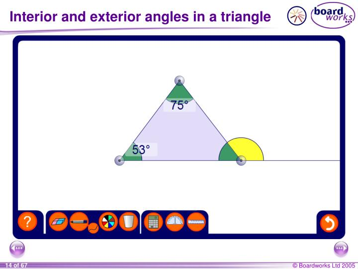 Ppt Part 3 Angle Relationships Powerpoint Presentation Id 1040983