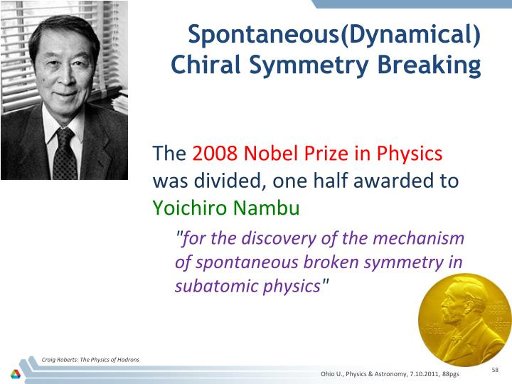 Spontaneous(Dynamical)