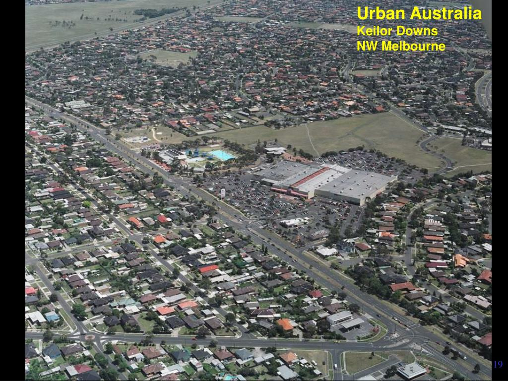 Urban Australia