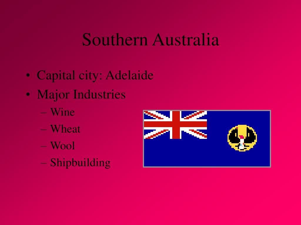 Southern Australia