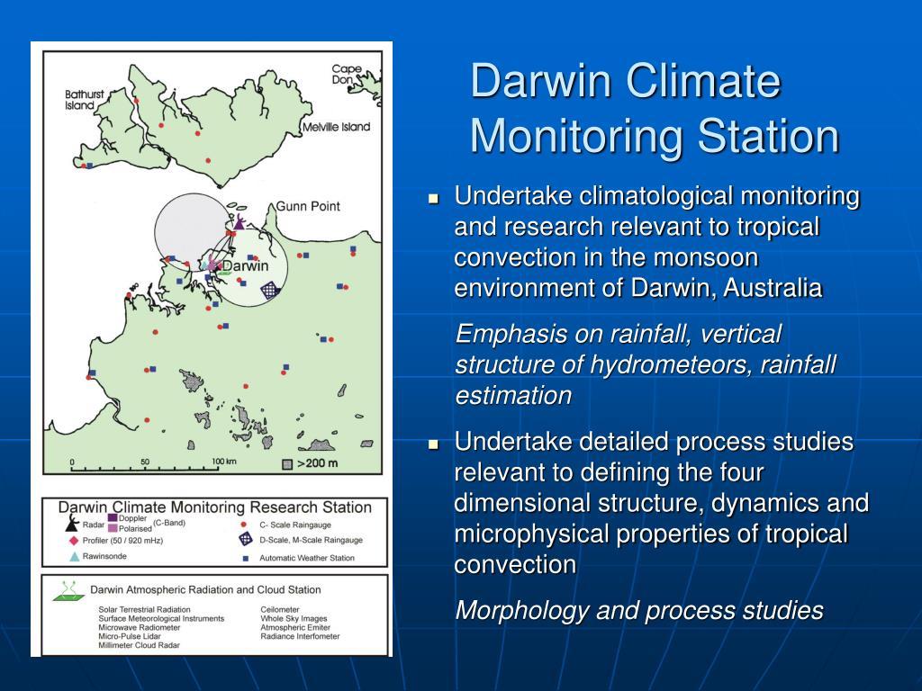 Darwin Climate Monitoring Station