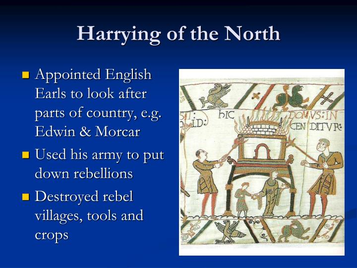 Harrying of the North