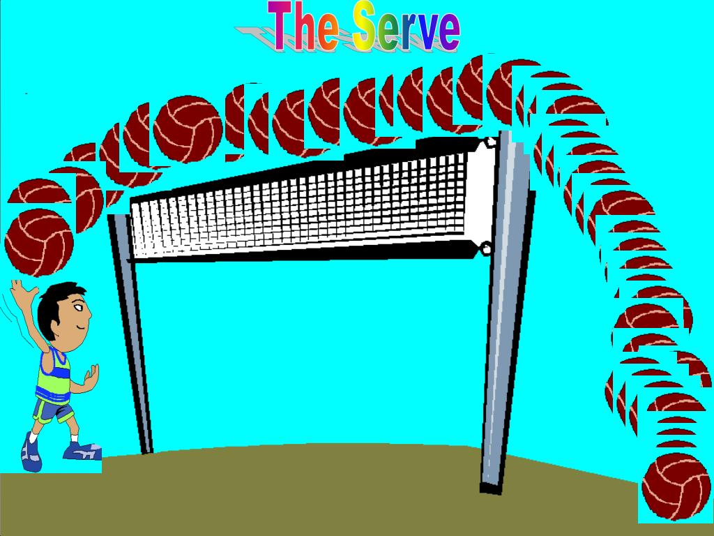 The Serve