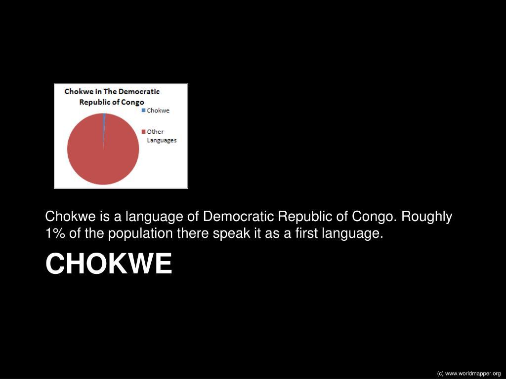 Chokwe