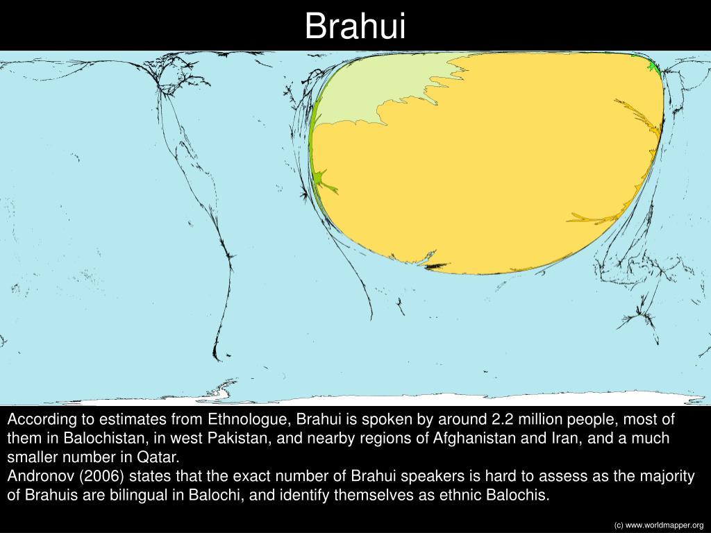 Brahui