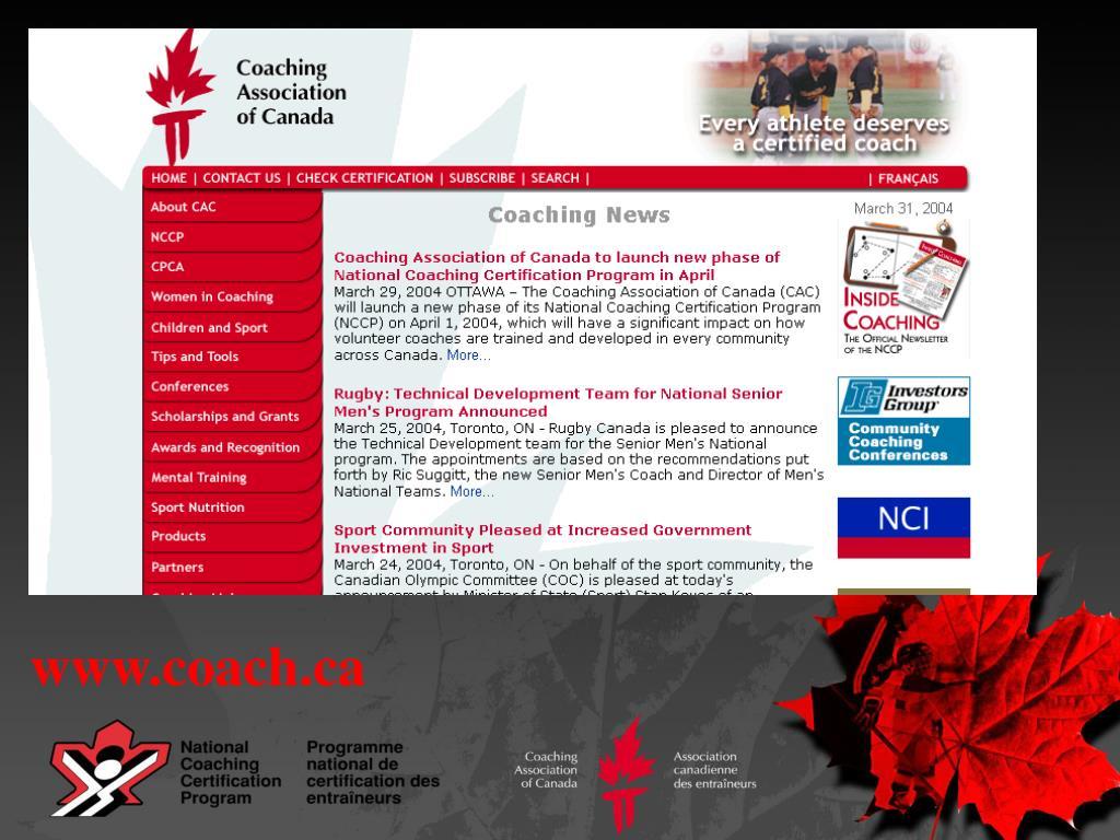 www.coach.ca