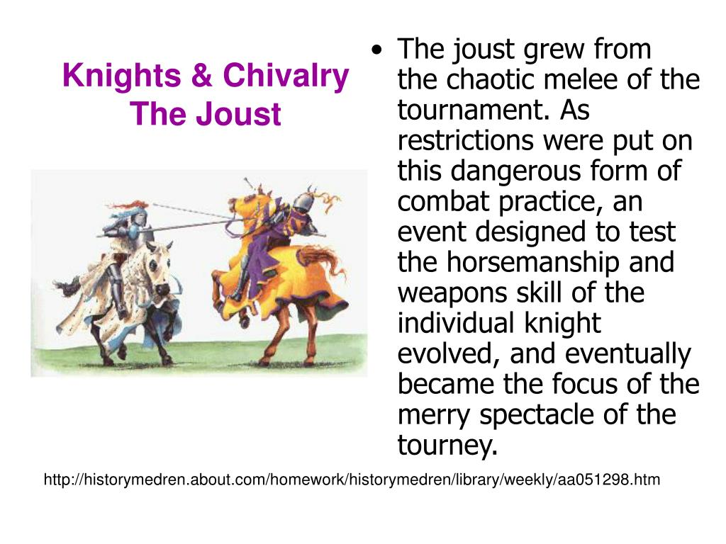Knights & Chivalry