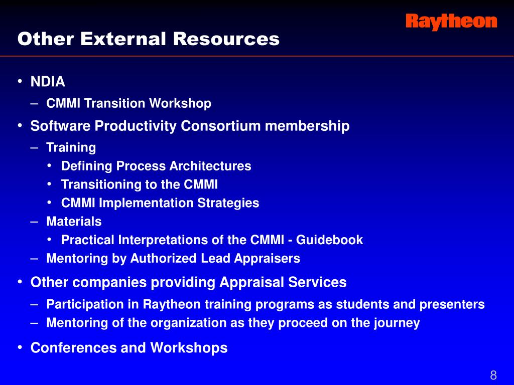 Other External Resources