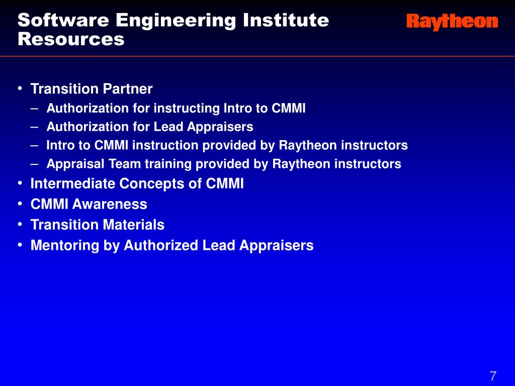 Software Engineering Institute Resources