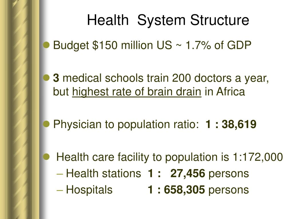Health  System Structure