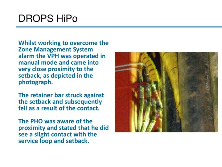 DROPS HiPo