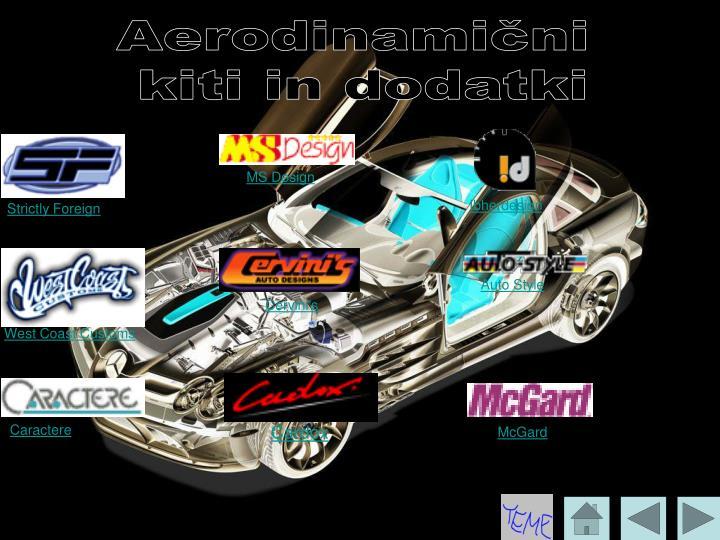Aerodinamični