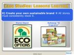case studies lessons learned5