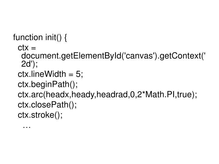function init() {