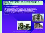 some thoughts on seismic design in ethiopia18