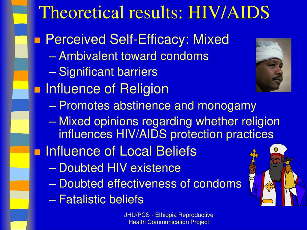 Theoretical results: HIV/AIDS