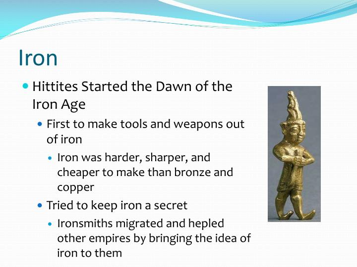 Hittites Weapons And Tools PPT - Hittites PowerPo...