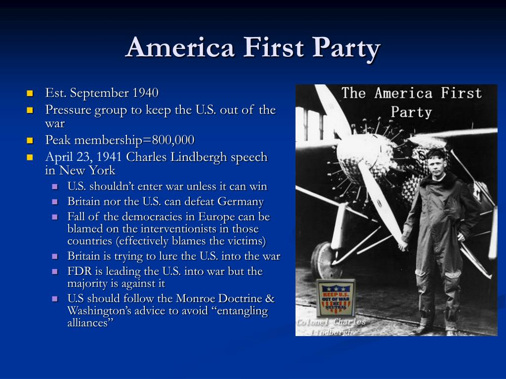 America First Party