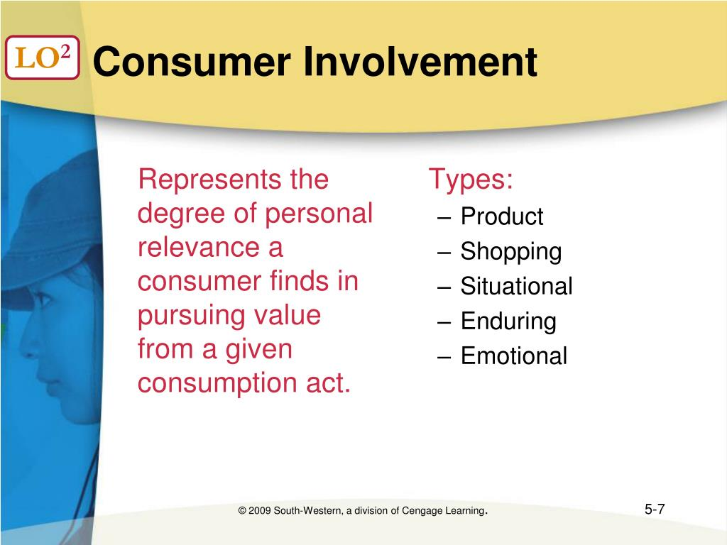 Represents the degree of personal relevance a consumer finds in pursuing value from a given consumption act.
