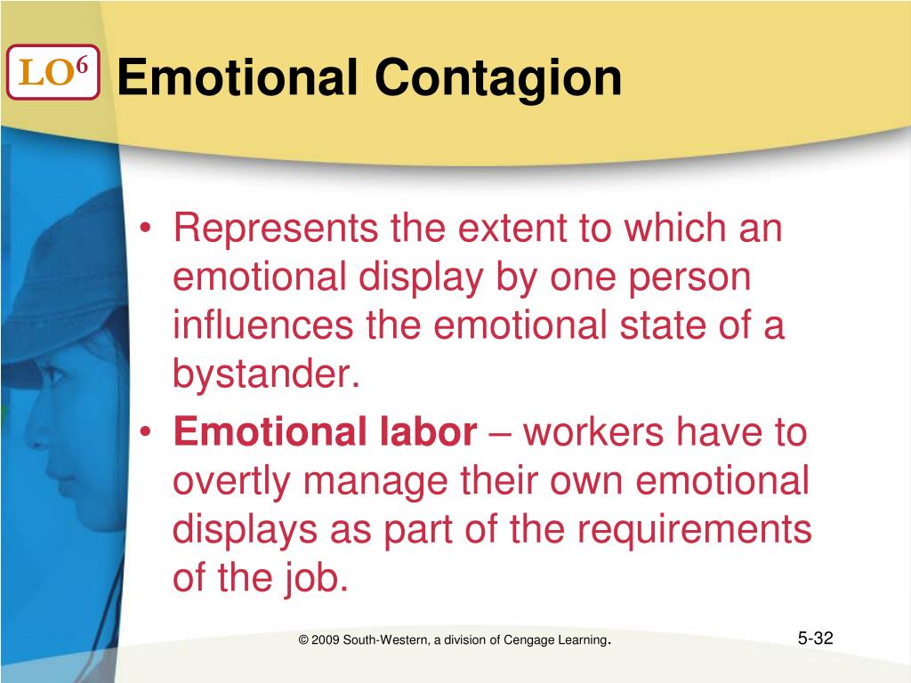 Emotional Contagion